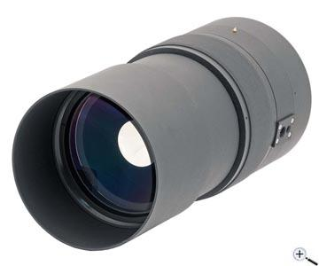 Teleskop express: ts optics 1000 mm 1:10 dslr mirror telephoto lens