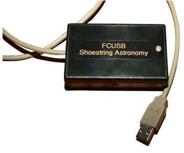 Laser Entfernungsmesser Usb Anschluss : Teleskop express: shoestring fcusb usb kontroller für motorfokus