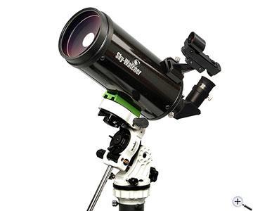 Teleskop express: skywatcher maksutov teleskop skymax 102 auf az eq