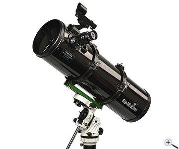 Teleskop express: skywatcher newton teleskop explorer 130ps auf az