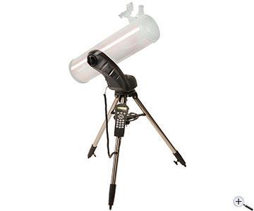 Skywatcher Star Discovery AZ GoTo Mount with Steel Tripod