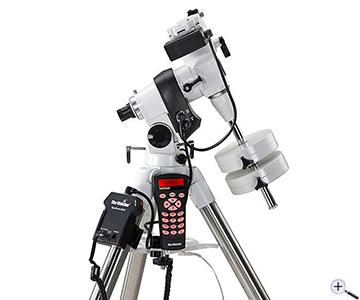 Teleskop express skywatcher explorer auf eq mm