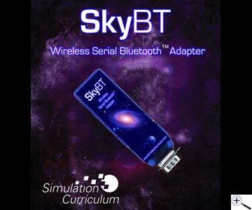 Simulation Curriculum SkyBT BlueTooth Telescope Controller for SkySafari