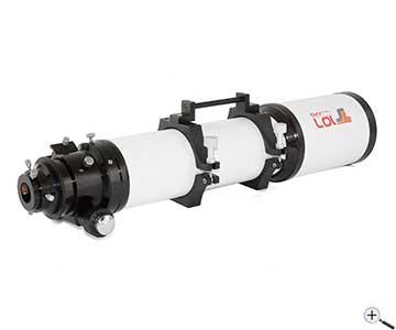 Teleskop express ts optics rft mm f großfeld refraktor mit