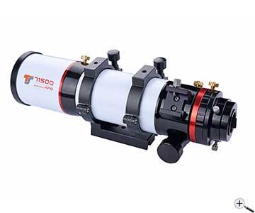 Teleskop-Express: TS-Optics 71SDQ - 71 mm f/6 3 Quadruplet Apo