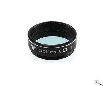 TS Optics Filter wheel for 5x 1.25 filters TSFira1 with T2 and 1.25 for telescope