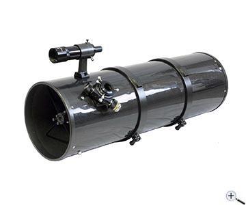 Test Bresser Entfernungsmesser : Teleskop express: ts optics unc 254 mm f 5 newton mit