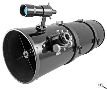 Teleskop express gso mm newton teleskop ota beobachtung