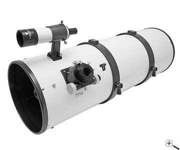 Portable mm equatorial powerseeker eq reflector newtonian
