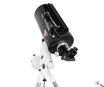 D gedrucktes teleskop mit raspi kamera make
