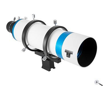 Teleskop express: ts optics 80mm leitrohr und super sucher mit