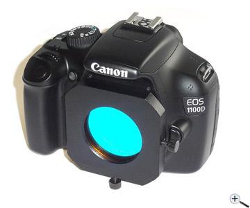 Teleskop express: ts optics m48 adapter für canon eos kameras mit