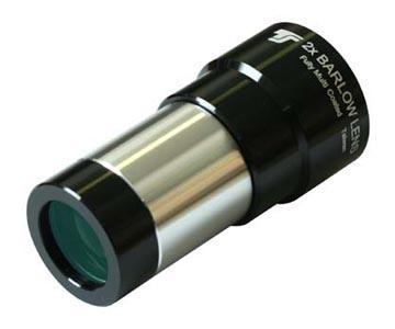Teleskop express ts tsb barlow linse zoll fach und