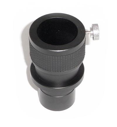 Focheggiatore TS Elicoidale da 31,8mm con filetto T2 e extender variabile