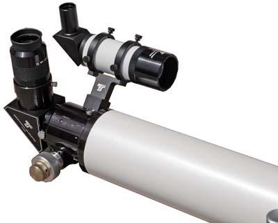 """Rifrattore planetario TS 102/1100mm f/11 - focheggiatore Crayfor da 2"""""""