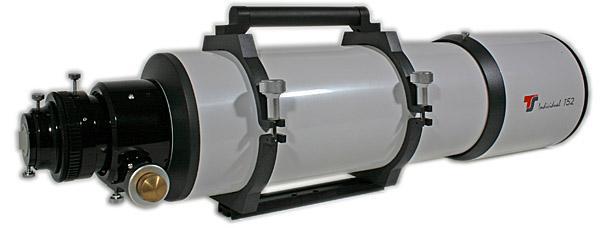 """Rifrattore acromatico TS Individual 152/900mm con focheggiatore Crayford da 3"""" - ideale per il deep sky"""