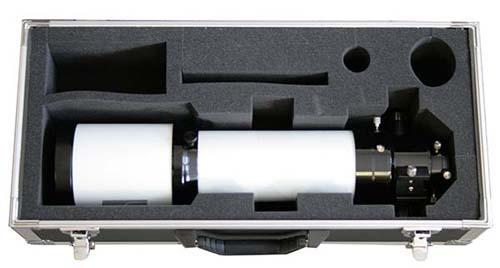 """TS 90mm f/6.6 tripletto Super APO FPL-53, focheggiatore da 2"""" e 3 posizioni del focheggiatore"""