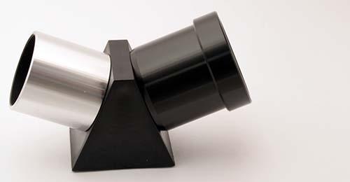 Raddrizzatore d'immagine TS Optics a 45° - da 31,8mm
