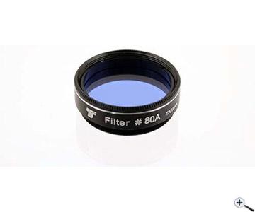 Filtro TS da 31,8mm Colorato - Blu #80A