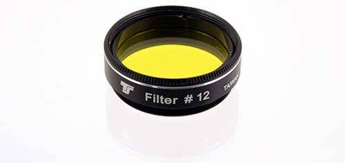 Filtro TS da 31,8mm Colorato - Giallo #12