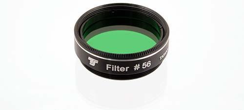 Filtro TS da 31,8mm Colorato - Verde #56