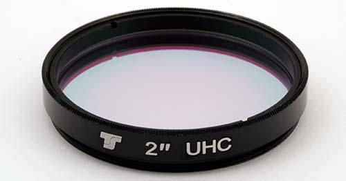 Filtro Premium TS UHC da 50,8mm - maggior contrasto nel deep sky