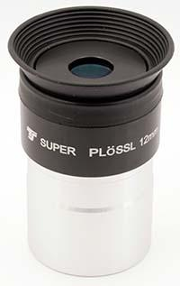 "TS Super Plöss - 12mm lunghezza focale - 1.25"" - 52° FOV - Fully Multi Coated"