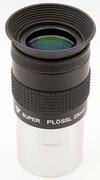 "TS Super Plöss - 25mm lunghezza focale - 1.25"" - 52° FOV - Fully Multi Coated"
