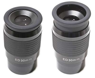 """Oculare TS Paragon ED da 2"""" - 69° FOV - 30mm lunghezza focale"""