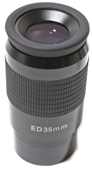 """Oculare TS Paragon ED da 2"""" - 69° FOV - 35mm lunghezza focale"""