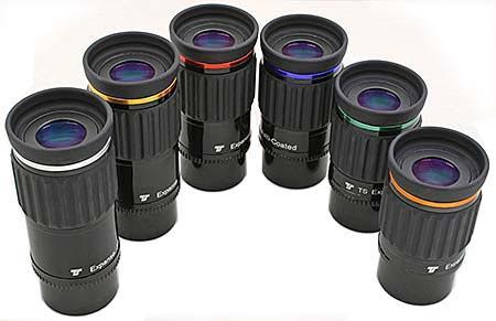 """Oculare TS Optics Expanse - barilotto 2"""" e 1.25"""" - 70° FOV - elemento ED - lunghezza focale 17mm"""