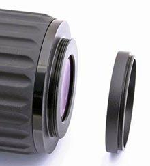 """Oculare TS Optics Expanse - barilotto 2"""" e 1.25"""" - 70° FOV - elemento ED - lunghezza focale 8mm"""