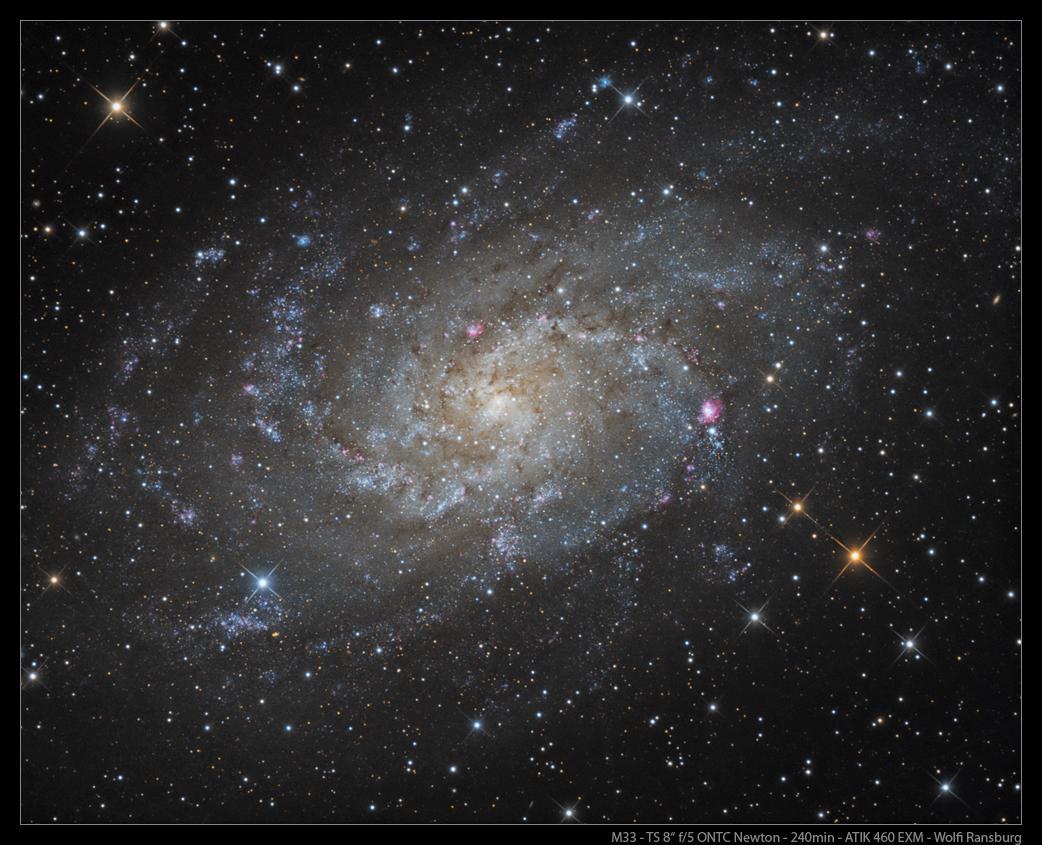 Teleskop express bresser messier hexafoc optical tube