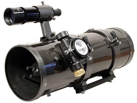"""TS 6"""" F/5 Newton UNC con tubo in fibra di carbonio e posizione del fuoco personalizzata"""