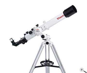 Teleskop-Express: Vixen Teleskop Mobile Porta A70LF - 70/900 mm ...
