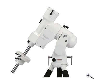 Teleskop express vixen axj goto montierung ohne steuerung