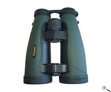 Teleskop express: vixen fernglas new foresta 8x56 dcf grün jagd