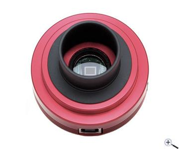 Teleskop-Express: ZWO ASI120MC USB2 0 Colour Camera with detachable lens