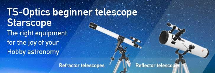 Teleskop-Express: Astro-Shop + Fotografie + Naturbeobachtung