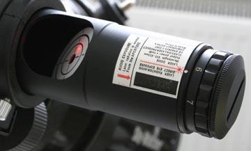 Collimatore Laser TS da 31,8mm - luminosità regolabile